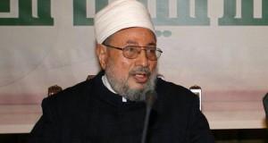 العلامة الدكتور يوسف القرضاوي